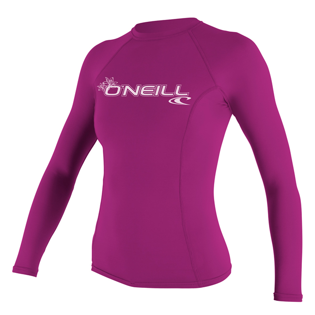 O'Neill  Basic Skins   L/S Woman Pink