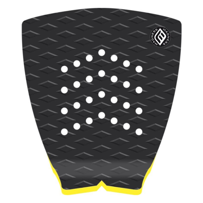 Grip Madness  Alley Black Yellow