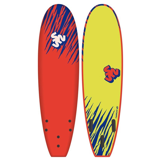 6'0''         Surfnsun Tigersquid