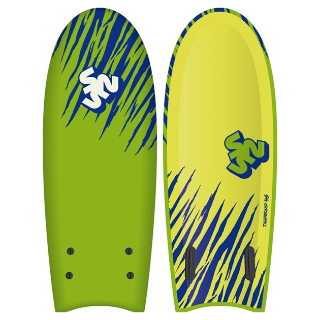4'6''  Surfnsun Tigersquid