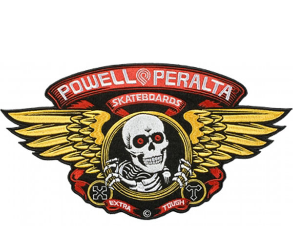 Patch Powell Peralta Winged Ripper