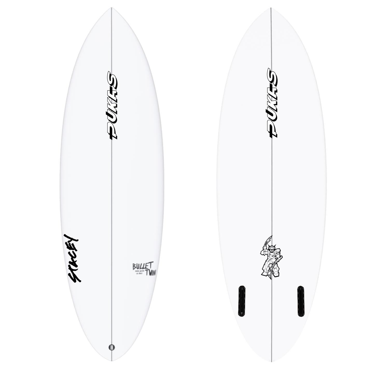 Pukas  Surfboards  Bullet Twin