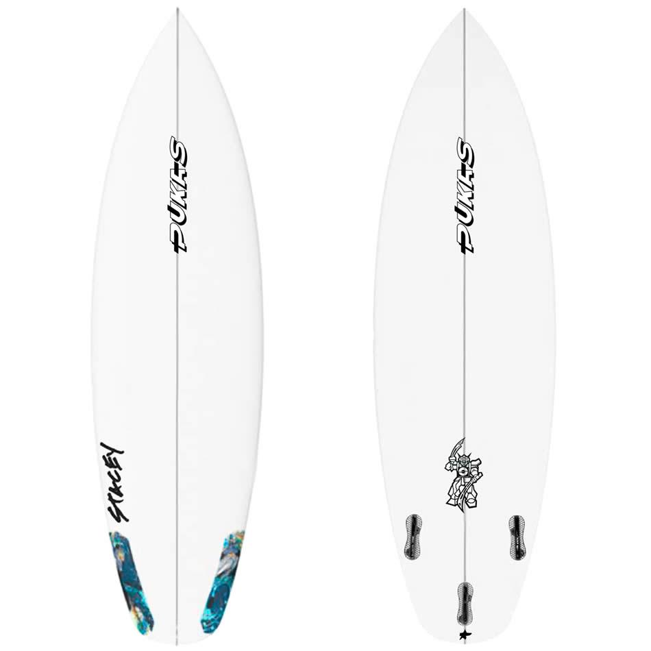 Pukas  Surfboards  Wave Slave