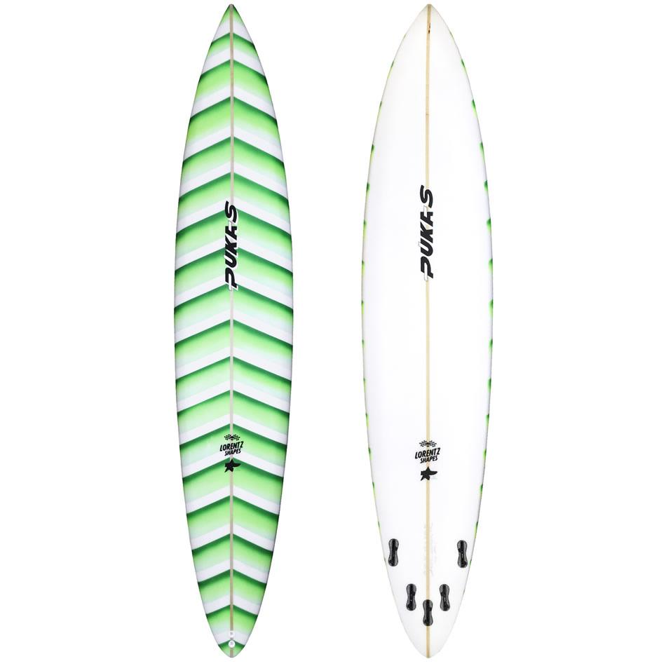 Pukas Surfboards Gun  XXL
