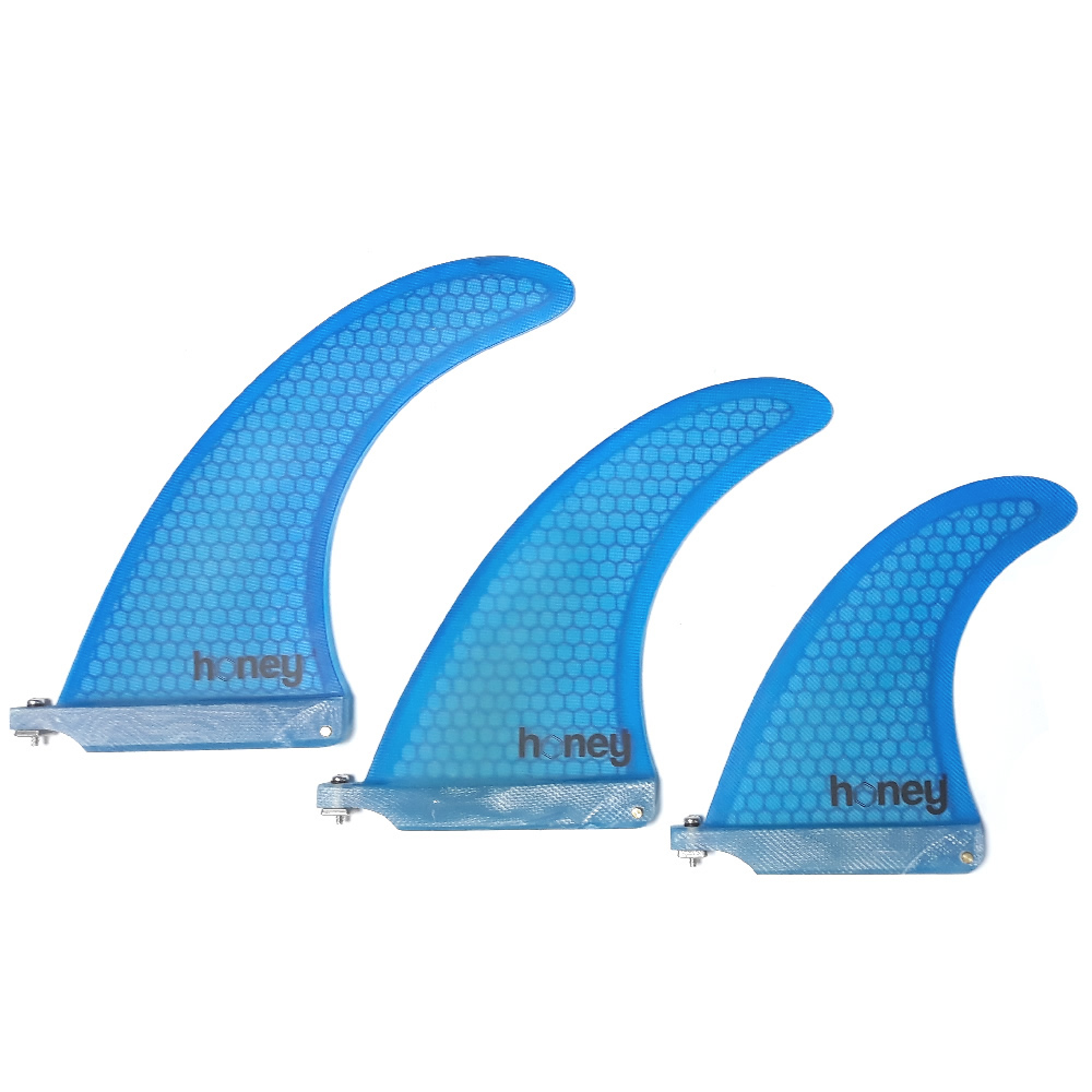 Quilla Honey Comb Single Fin