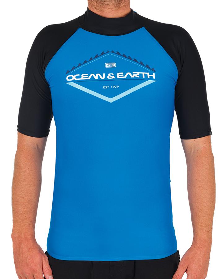 Ocean&Earth  Slash S/S Rash Shirt