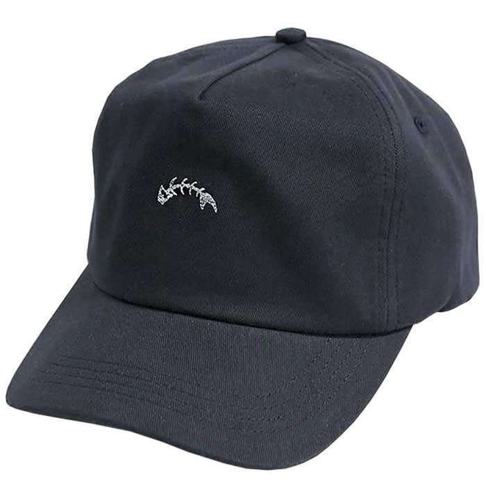 Gorra Captain   Fin Salty Bones Navy