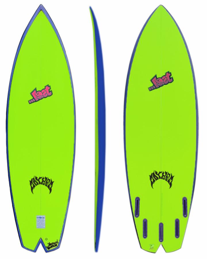 Warriors Market Mayhem Mod Apk: Vendo Tabla De Surf Nueva Lost Surfboards Weekend Warrior