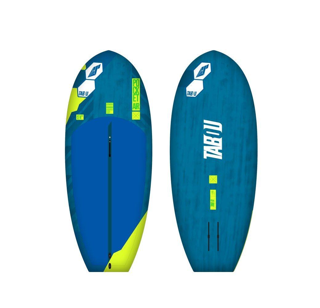 Tabla Foil Wing / Windsurf Tabou 2021 Pocket Air