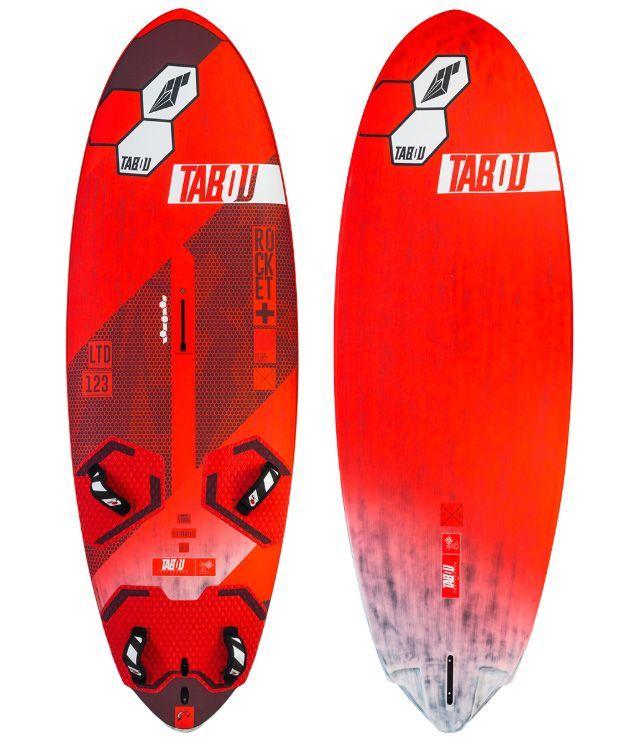 Tabla Windsurf Tabou Rocket Plus LTD  2020