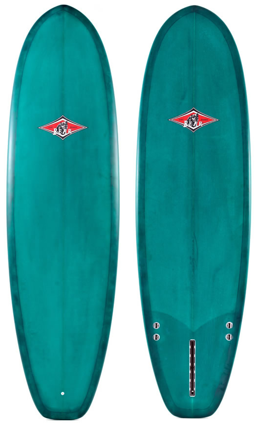 Bear Surfboards  Wombat