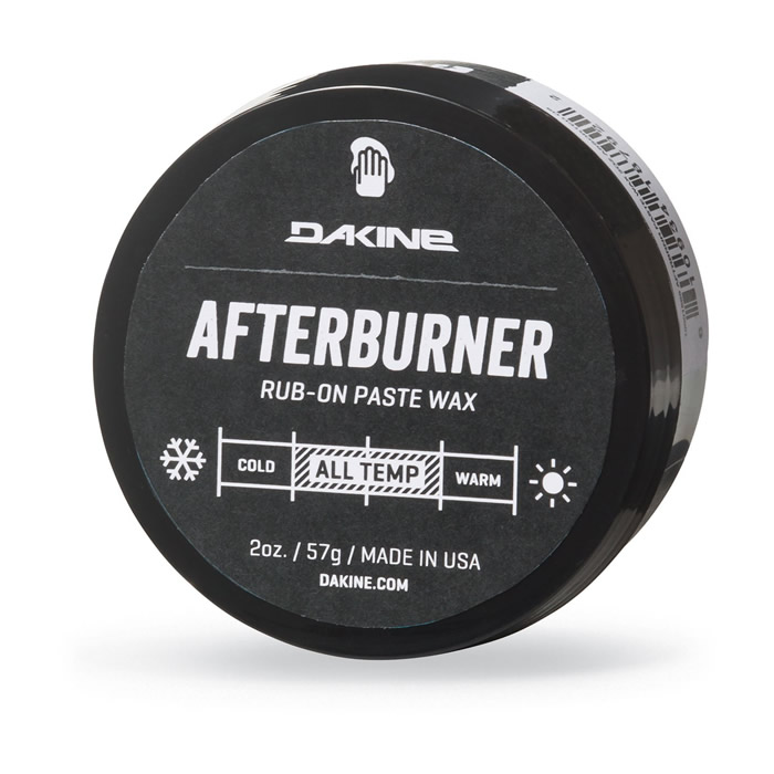 dakine afterburner paste wax application