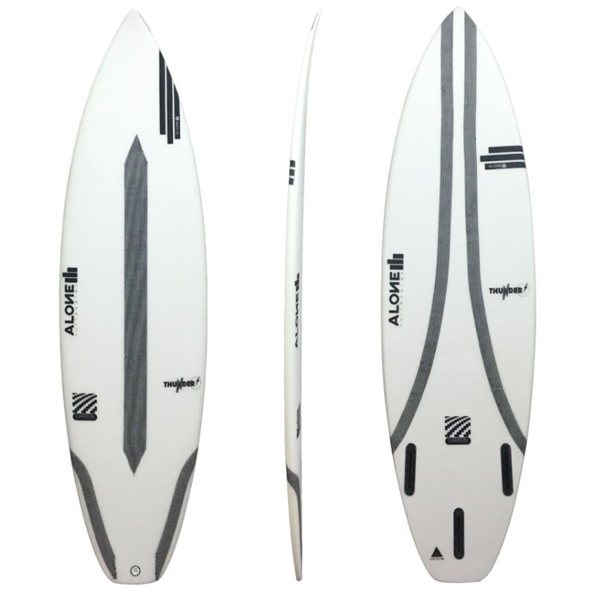 Alone Surfboards  Thunder