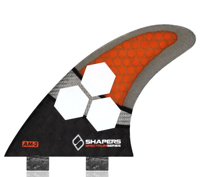 Quillas Shapers    AM2  Spectrum