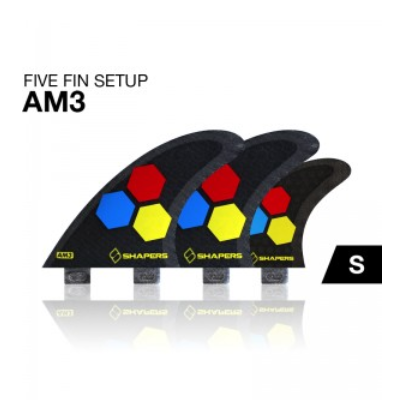Quillas Shapers    AM3 Five Fins
