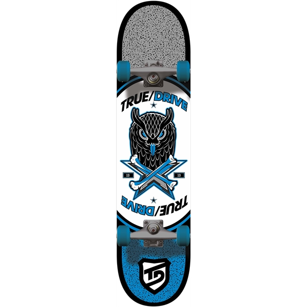 Skate True Drive  Animal Blue