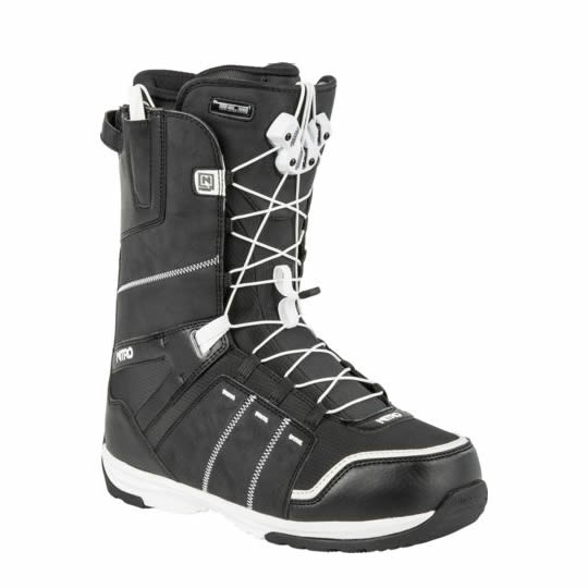 Botas NITRO Snow Anthem TLS Black