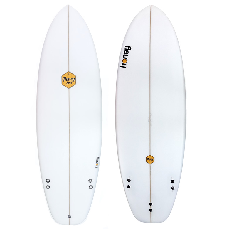 Honey Surfboards  Apple Pie