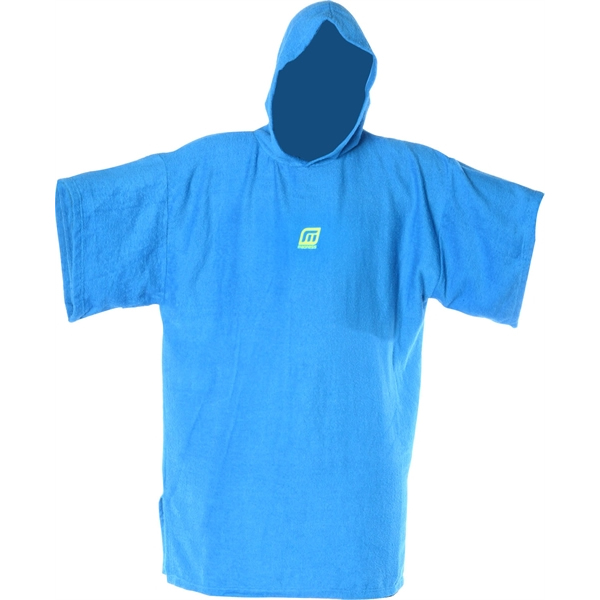 Poncho Playa  Madness Blue