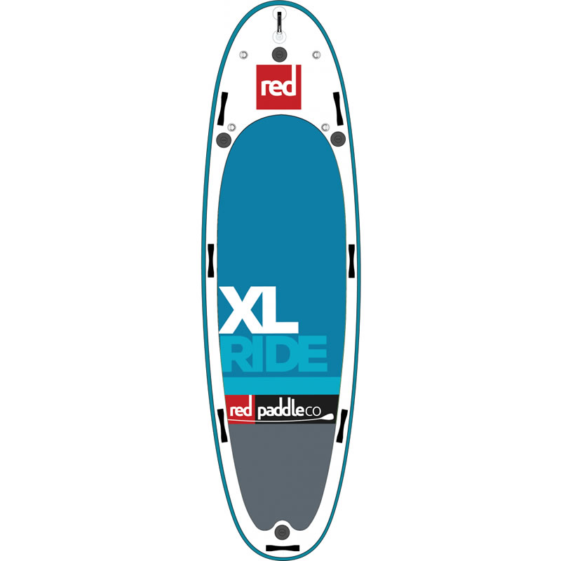 Red    Paddle Co 2019 XL Ride