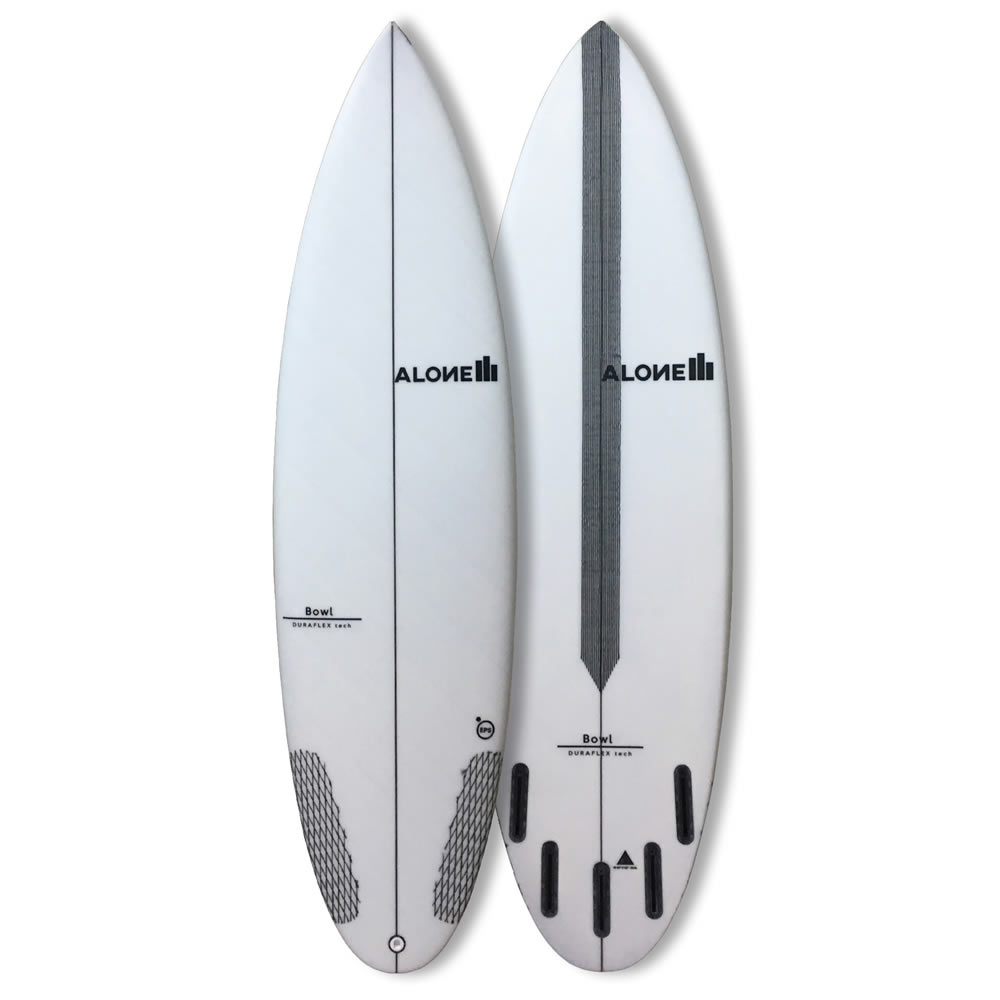 Alone Surfboards Bowl
