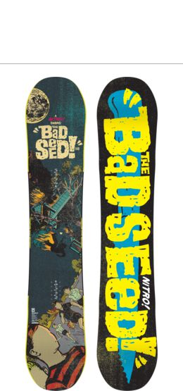 Tabla Snow NITRO Bad Seed