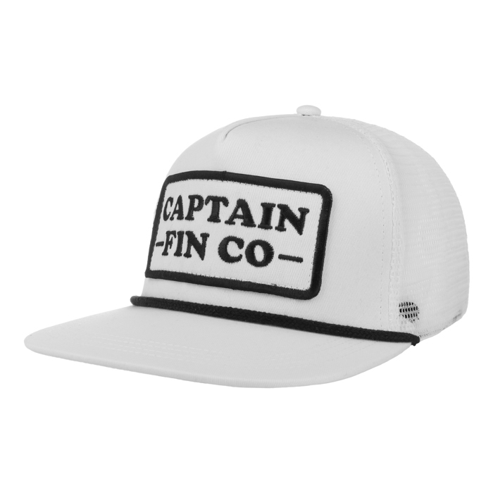Gorra Captain       Fin Patrol White