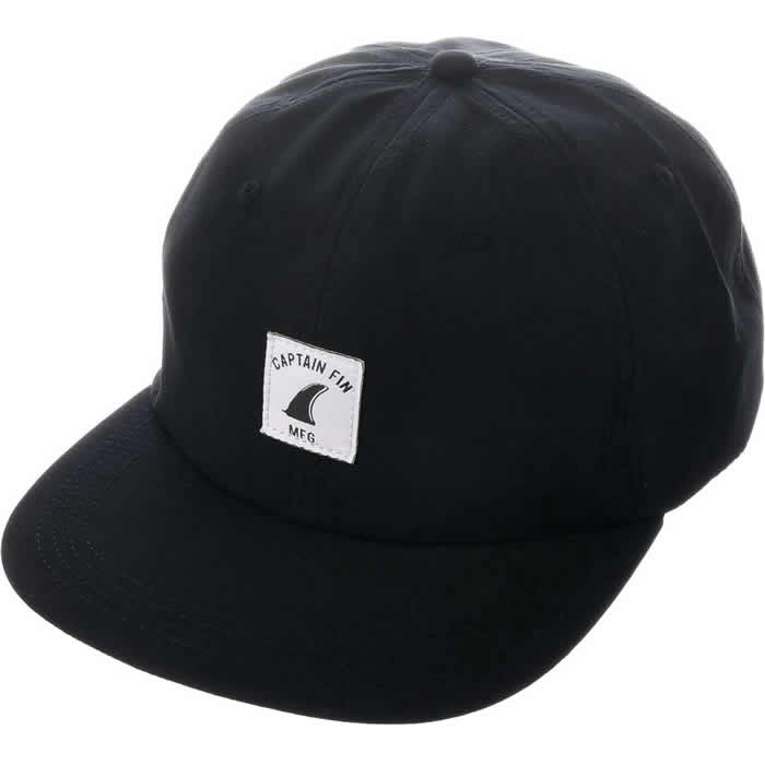 Gorra Captain Fin MFG Dark Charcoal