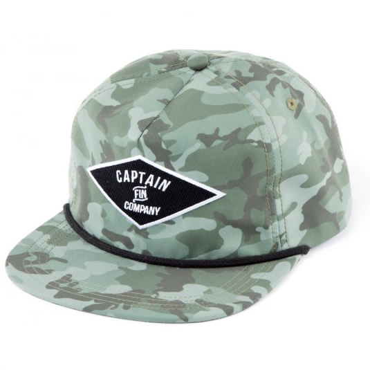 Gorra Captain  Fin Philip Camo