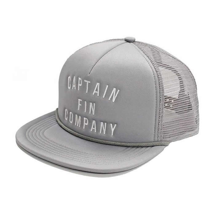 Gorra Captain       Fin College Grey