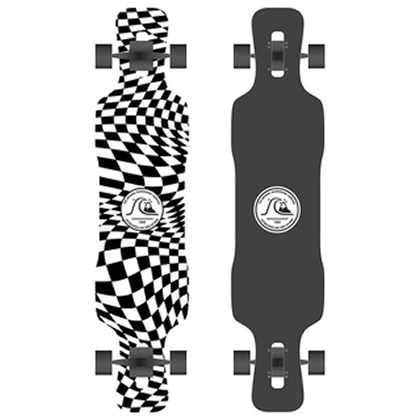 Quiksilver Check Mate Freeride