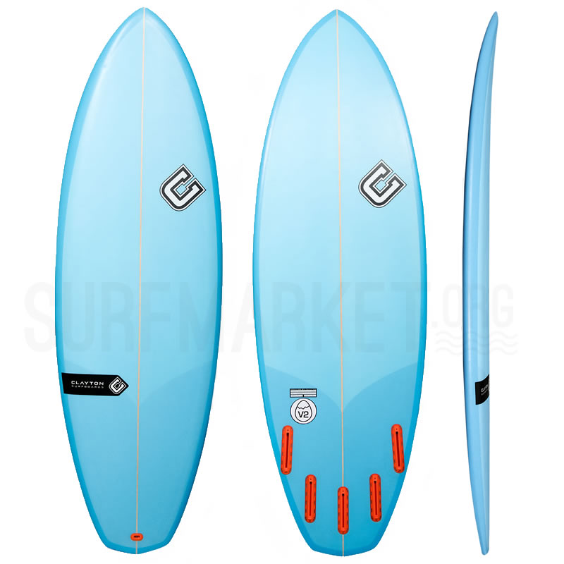 Clayton  Surfboards The Egg V2