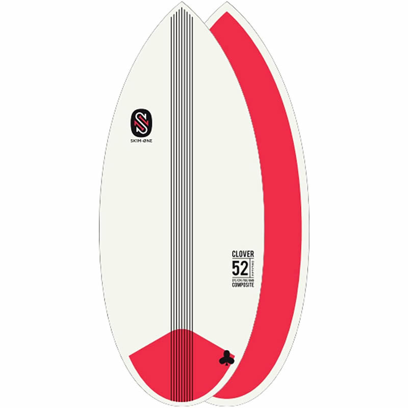 Skimboard 52'' Epoxy Skim One