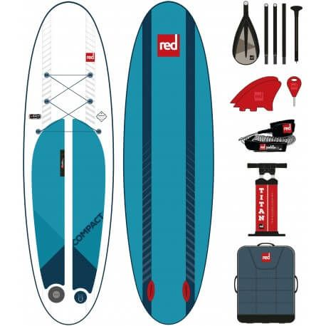 Red  Paddle Co 2019 Compact 9'6''