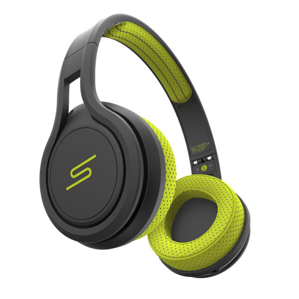 SMS Audio On-Ear Wireless Sport