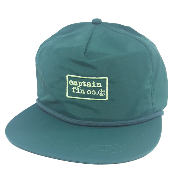 Gorra Captain Fin Mod Type Teal