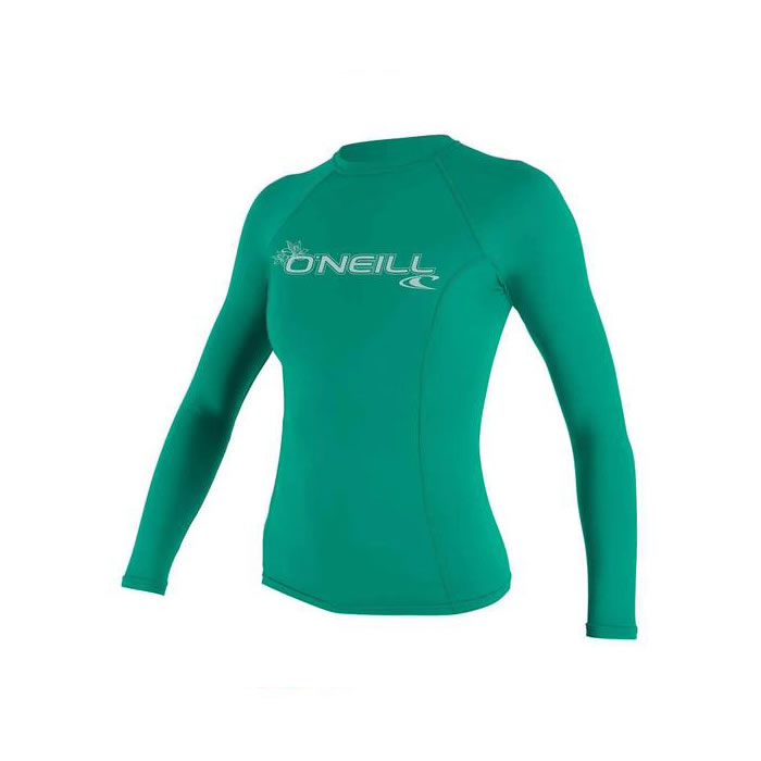 O'Neill  Basic Skins   L/S Woman Seaglass