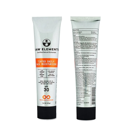 Raw Elements Face Daily Tint 30 SPF