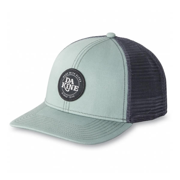 Gorra  Dakine Circle Crest Trucker Grey