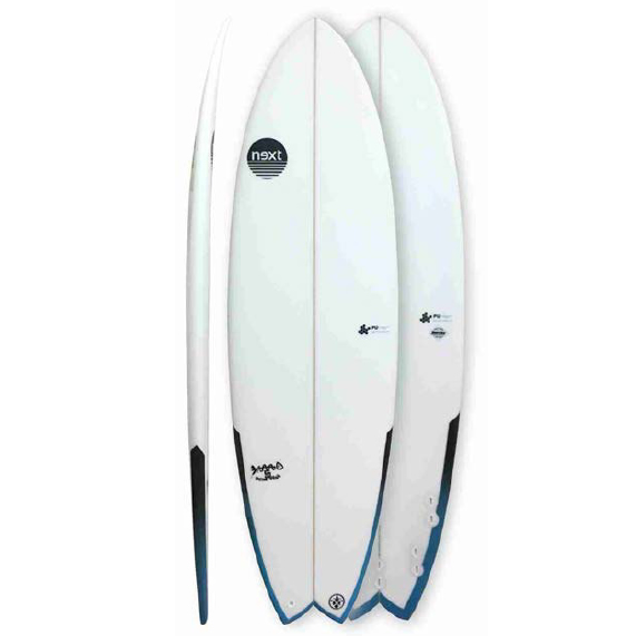 Next Surfboards Dead Fish