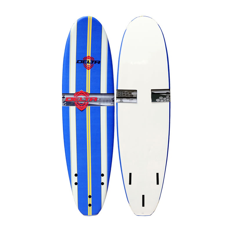 6'0''       Softboard Alder Delta Graphic Soft