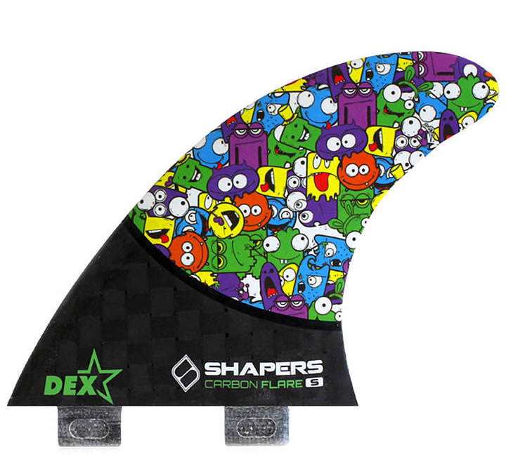 Quillas Shapers   Carbon Flare  DEX