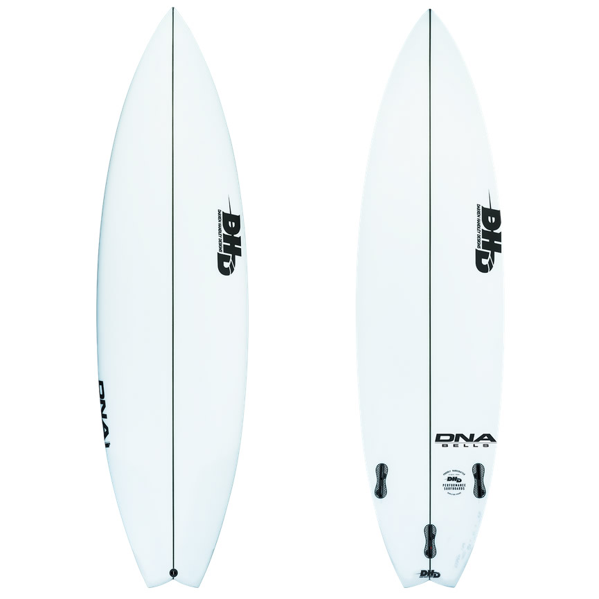 DHD Surfboards   DNA Bells