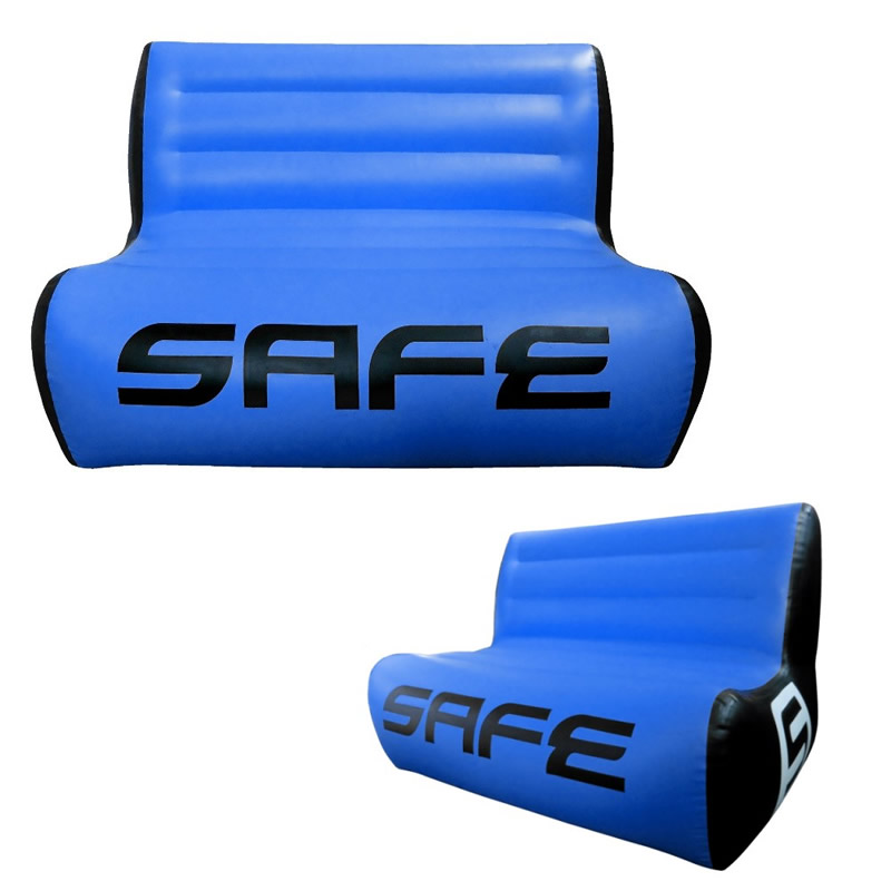 Safe Air Lounge Hinchable