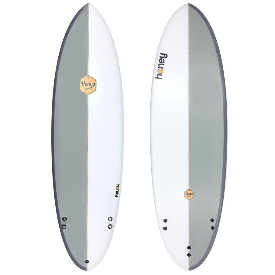 Honey  Surfboards  Double Boiler