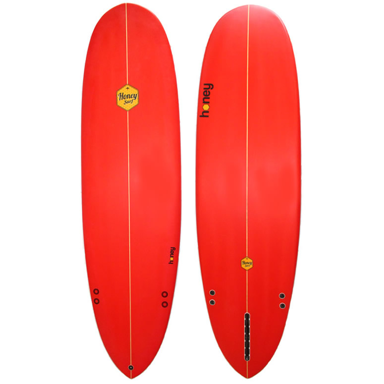 Honey  Surfboards Dragonfly