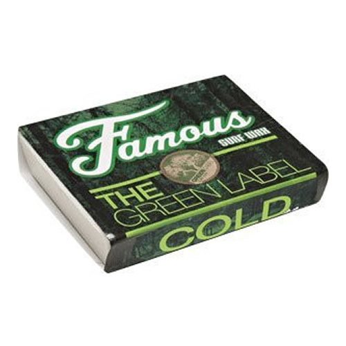 Parafina COLD Famous Eco