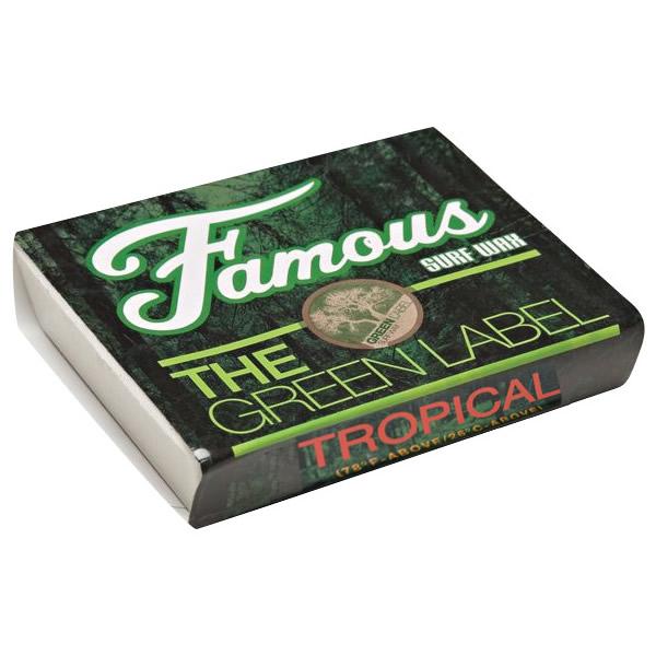 Parafina TROPICAL Famous Eco