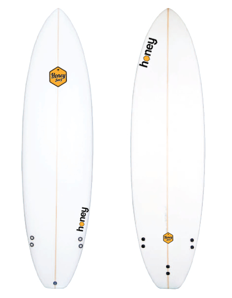 Honey Surfboards  Evolutiva