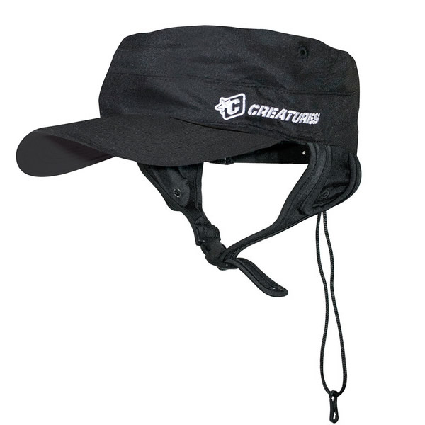 Gorra   Surf Cap Creatures Black